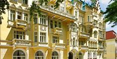 Lázně pro seniory - Spa hotel Svoboda