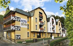Antistresový program - Spa Hotel Děvín