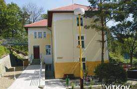 Lázně pro seniory - Villa Vítkov
