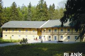 Lázně pro seniory - Villa Blaník
