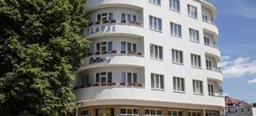 Relaxace v týdnu - Hotel Bellevue Tlapák