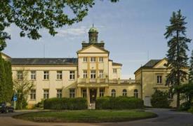 Seniorský minirelax 55+ - všední dny - Spa Hotel Zámeček