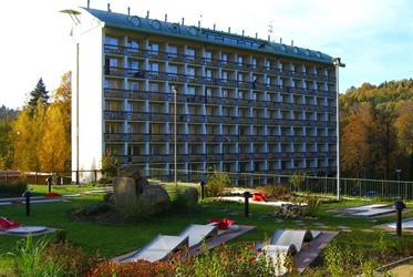 Komplexní lázeňská kúra - Spa Resort Libverda - Hotel Nový dům