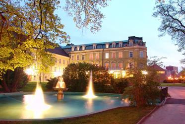 Lázeňská kúra - Lázeňský dům Beethoven