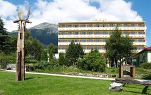 Relax v tatranských lázních - Hotel Palace