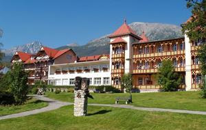 Relax v tatranských lázních - Hotel Branisko
