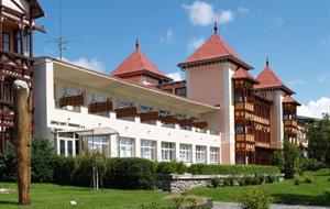 Sezónní pobyt v Tatrách - Hotel Branisko