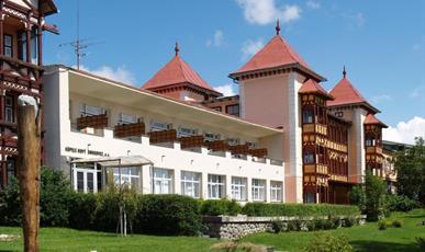 Tatranský týden pro seniory 60+ - Hotel Branisko ***