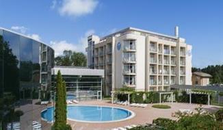 Terme Čatež na zkoušku - Hotel Čatež
