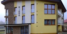 Léčebný pobyt SENIOR 60+ - Dependance Diana