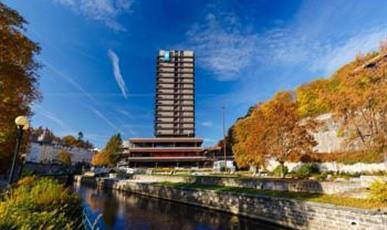 Léto v Thermalu pro dva - Spa Hotel Thermal ****