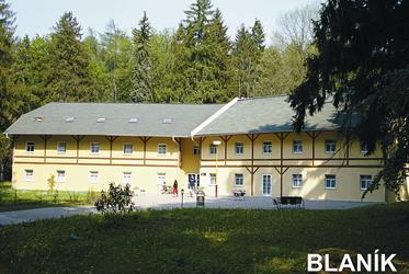 Lázeňský dům Blaník