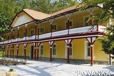 Léčebný pobyt s konopím - Villa Slovanka