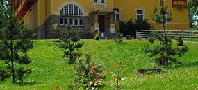 Tři dny slatiny - Villa Kyselka