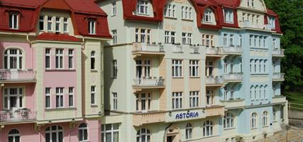 Lázeňské minimum - Garnihotel Astoria