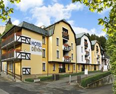 Seniorský pobyt 55+ - Spa Hotel Děvín ***