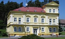 Pobyt EXCLUSIVE - Lázeňský penzion Mánes