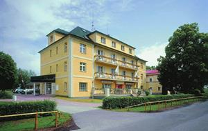 Pobyt EXCLUSIVE - Lázeňský Hotel Jirásek