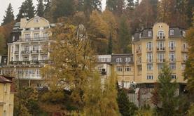 Mariánskolázeňský elixír - Lázeňský hotel Royal