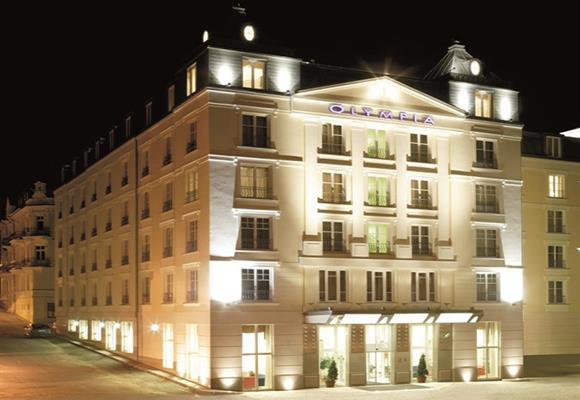 Wellness na 2 noci - Spa & Wellness Hotel Olympia ****