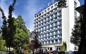 Letní dovolená - Hotel Magnolia