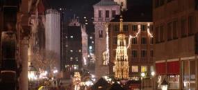 Německo - Advent v Norimberku