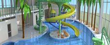 Amberg - aquapark Kurfiřtské lázně + adventní nákupy