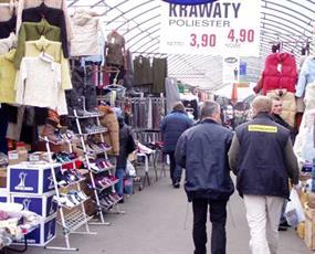 Kudowa - Zdrój - levné nákupy