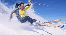 jednodenní lyžování na ledovci Hintertux