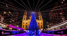 Advent v Budapešti