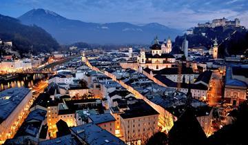 Advent v Salzburgu