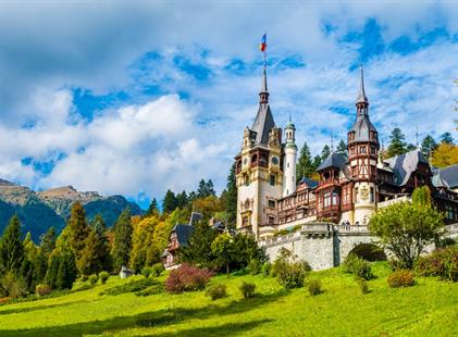 Rumunsko-Hotel Rozmarin