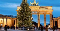 Advent v Berlíně