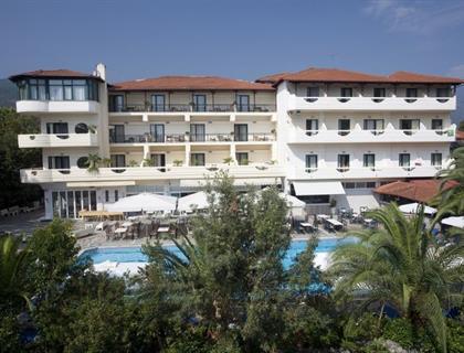 hotel SAN PANTELEIMON - letecky