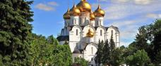 MOSKVA A ZLATÝ PRSTEN RUSKA