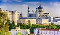 MADRID A PERLY NOVÉ KASTILIE