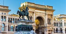 MILANO, MĚSTO OPERY A L. DA VINCIHO