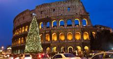 VÁNOČNÍ ŘÍM - MĚSTO TISÍCILETÉ HISTORIE