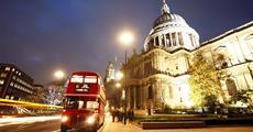 VÁNOČNÍ LONDÝN - MĚSTO HISTORIE