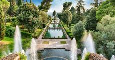 FLORENCIE - ŘÍM - TIVOLI