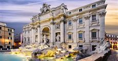 ŘÍM - MĚSTO TISÍCILETÉ HISTORIE