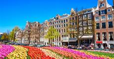HOLANDSKO A AMSTERDAM