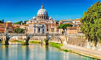 ŘÍM - VĚČNÉ MĚSTO