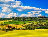 ITÁLIE - POD TOSKÁNSKÝM SLUNCEM