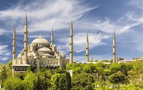 TURECKO - ISTANBUL – BRÁNA ORIENTU