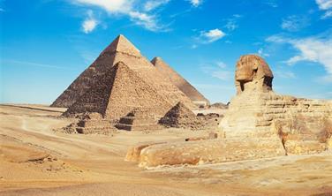 EGYPT A TAJEMSTVÍ FARAONŮ