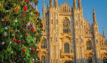 MILANO - ADVENTNÍ VÍKEND V ITÁLII