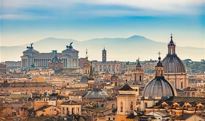 ITÁLIE - ŘÍM A VATIKÁN
