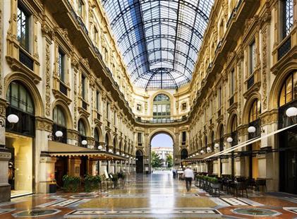 ITÁLIE - MILANO - MĚSTO UMĚNÍ A OPERY