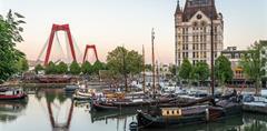 ROTTERDAM, AMSTERDAM A STŘEDOVĚKÁ BELGIE